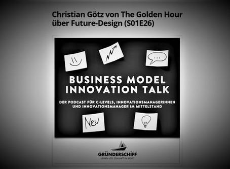 PODCAST zu Business Model INNOVATION.