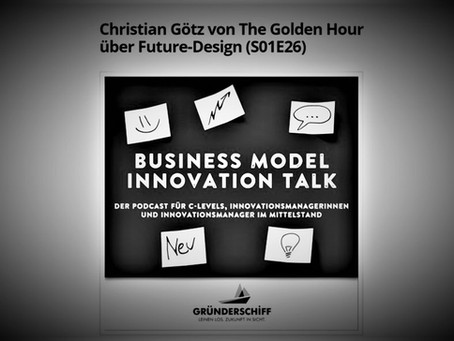 PODCAST zu Business Model INNOVATION.