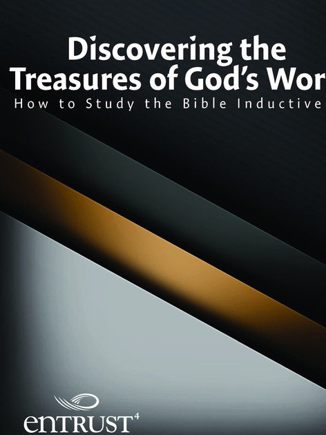 Discovering the Treasures of God's Word