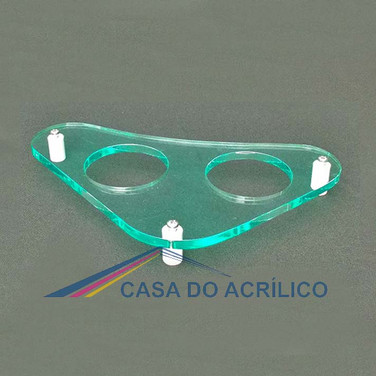 CA 8942 - Suporte para copo de acrílico