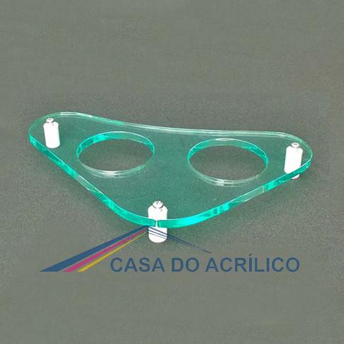 CA 8942 - Porta copo de acrílico