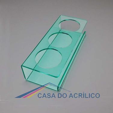 CA 8937 - Suporte para copo de acrílico