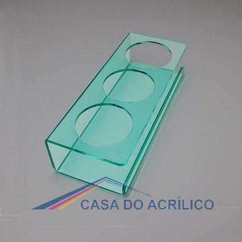 CA 8937 - Porta copo de acrílico