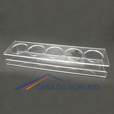 CA 8938 - Suporte para copo de acrílico