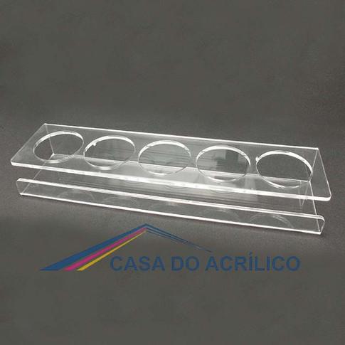 CA 8938 - Porta copo de acrílico