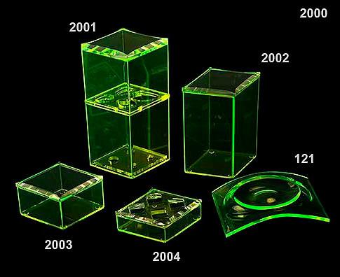 Ref. 2000 Conjunto quadrado bisotado
