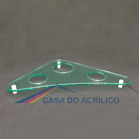 CA 8947 - Porta copo de acrílico