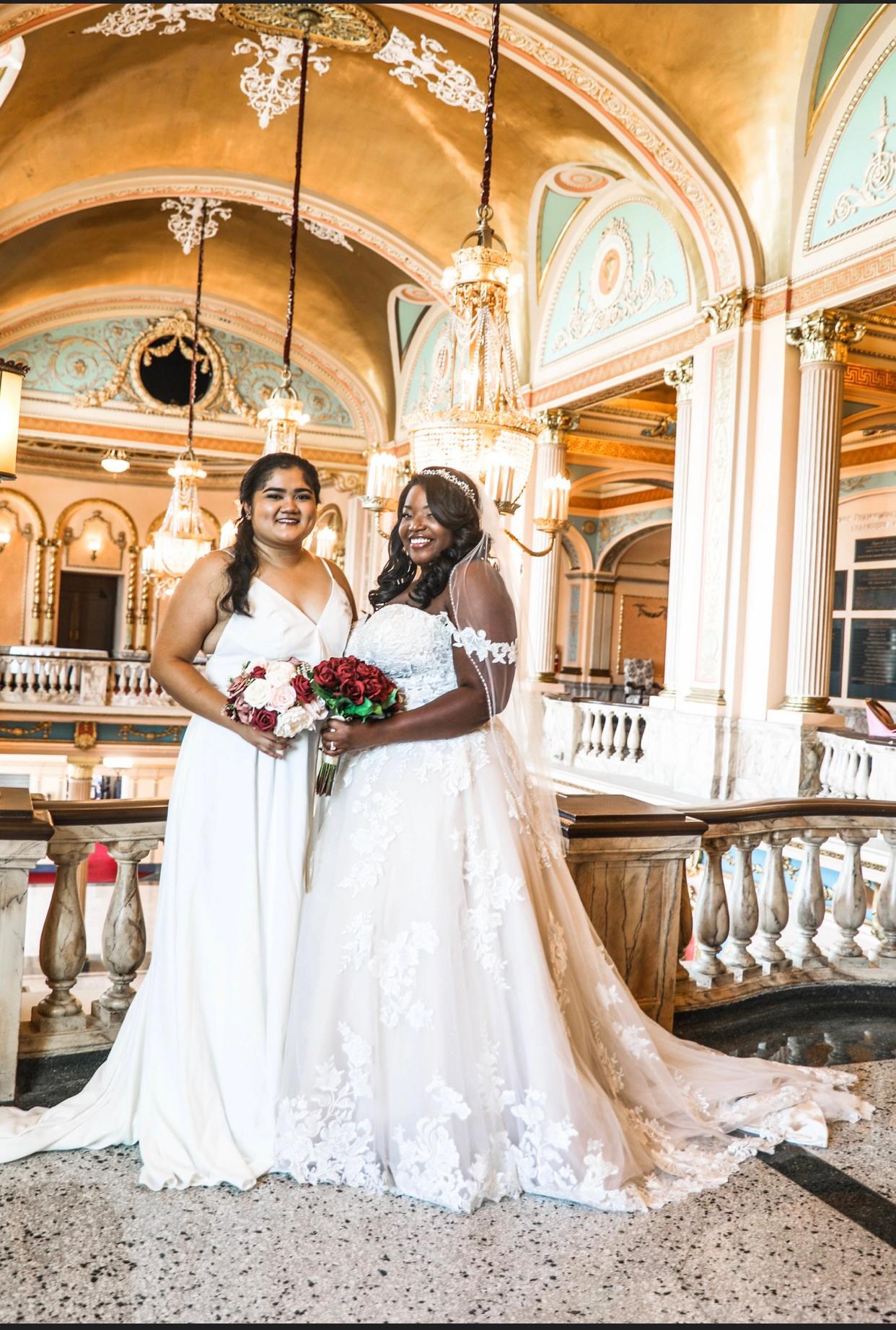 Borromeo-Mitchell Wedding