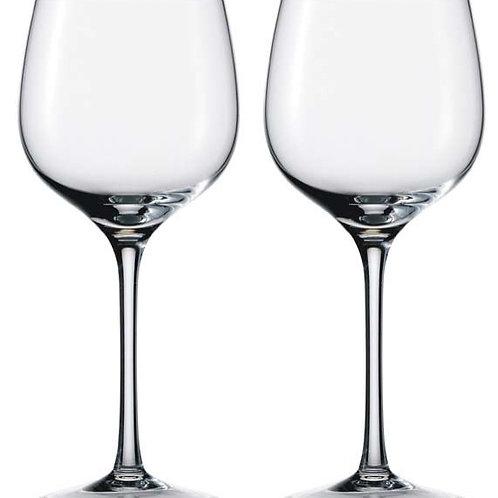 Eisch 6 vīna glāzes Burgundy Superior