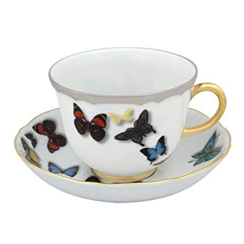 Christian Lacroix tējas krūze Butterfly Parade
