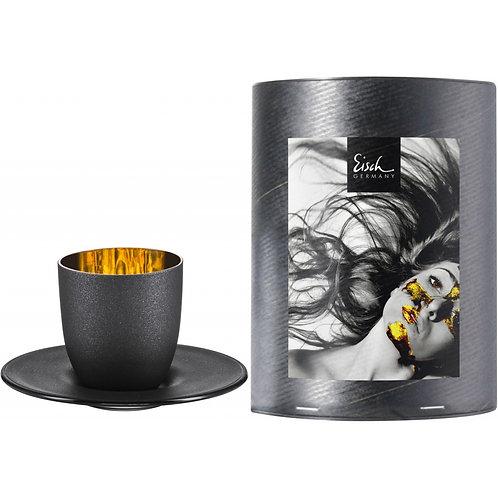 Eisch Espresso krūzītes Cosmo Black