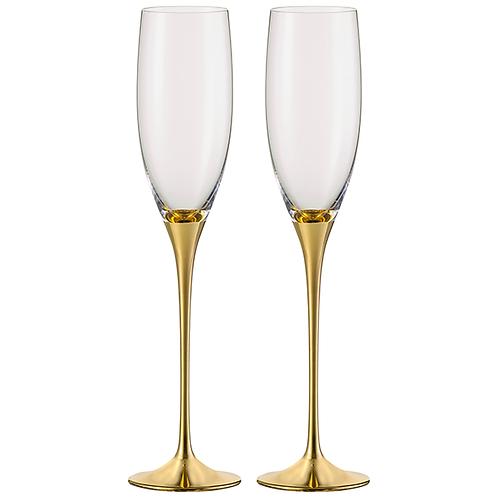 Eisch šampanieša glāzes Exclusive Gold