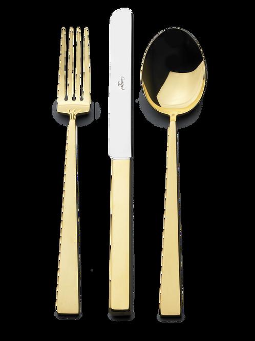 Cutipol galda piederumu komplekts BAUHAUS Gold 24gb.