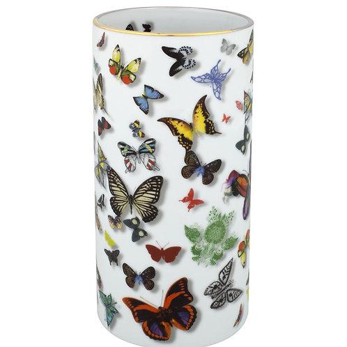 Christian Lacroix porcelāna vāze Butterfly Parade
