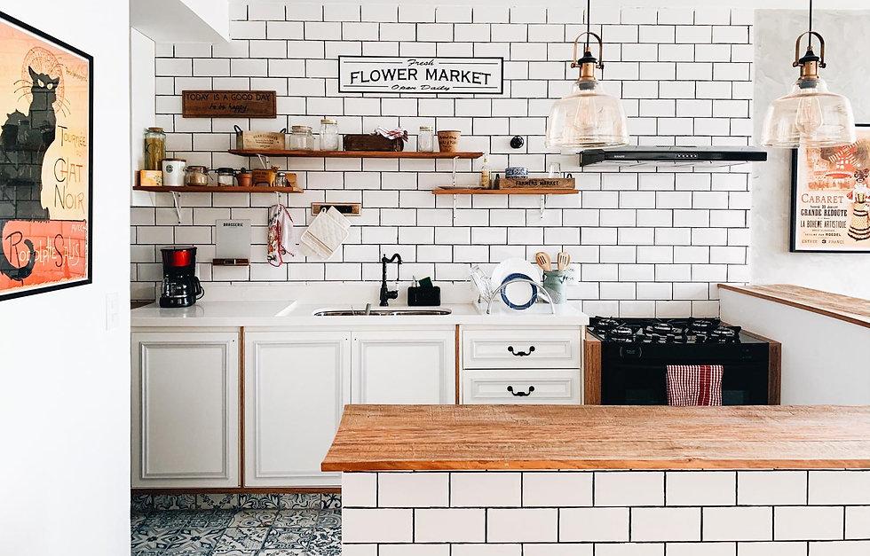 Cozinha barra