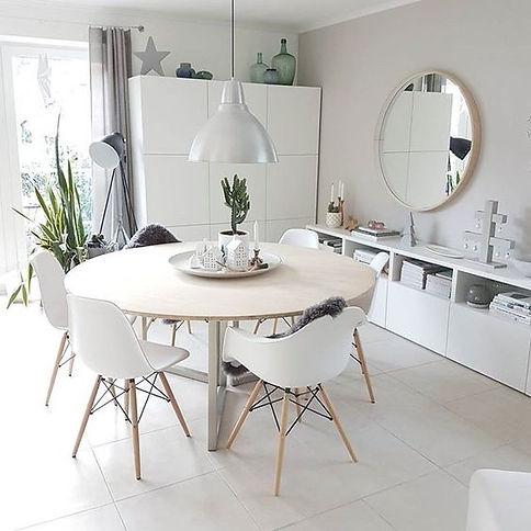 Sala de jantar ambiente
