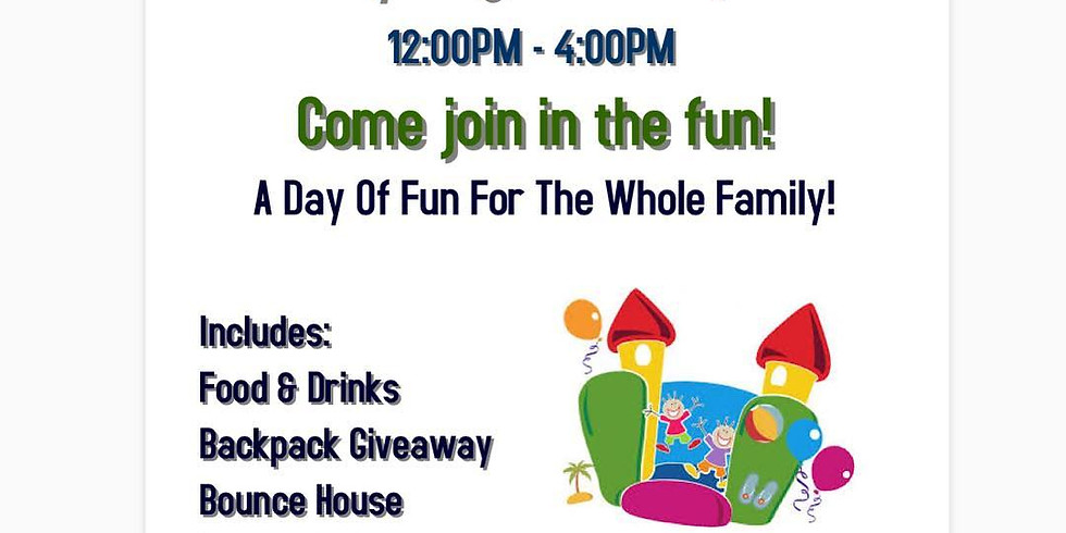 PCG's Annual Community Day & Backpack Giveaway