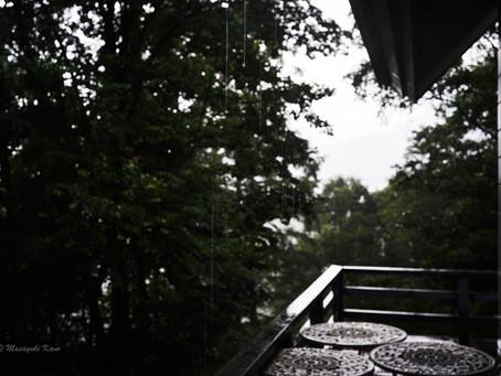 蓼科高原日記/激しい雨