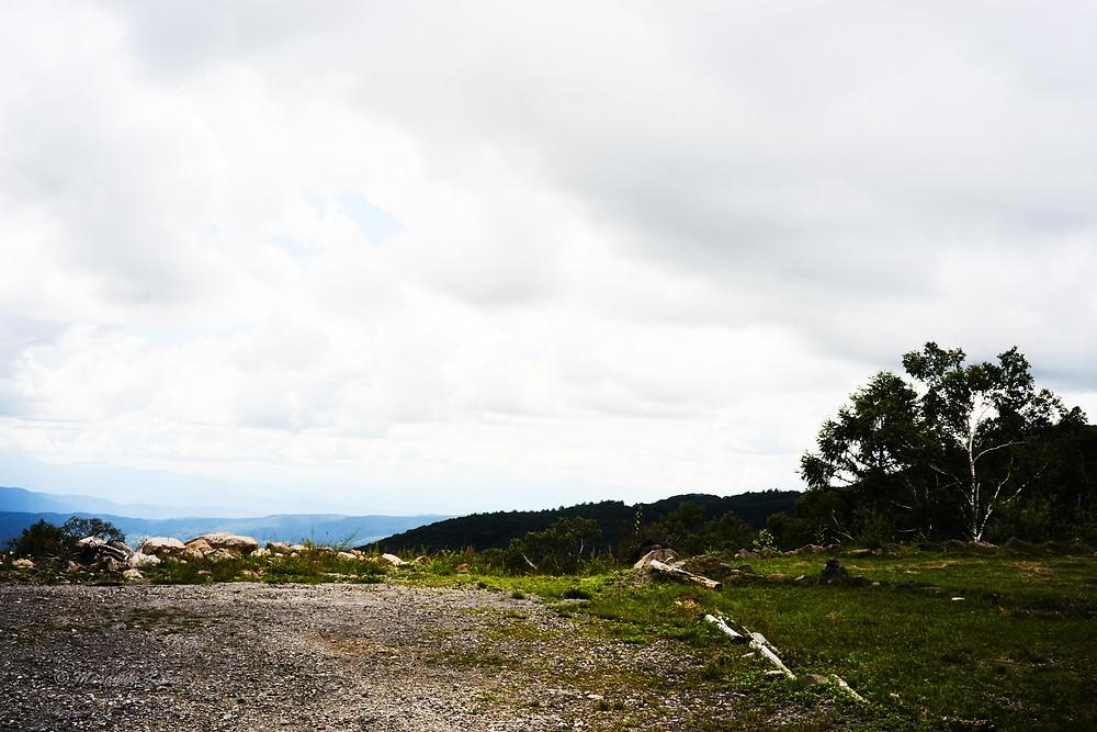 蓼科高原|ピラタスの丘|夏の空