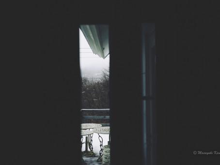 蓼科高原日記/厳冬期の雨