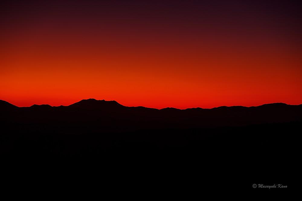 きょうの蓼科高原・標高1700メートルの森