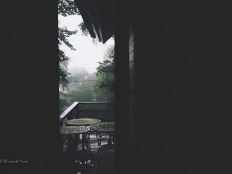 蓼科高原日記/驟雨 Sudden Rain