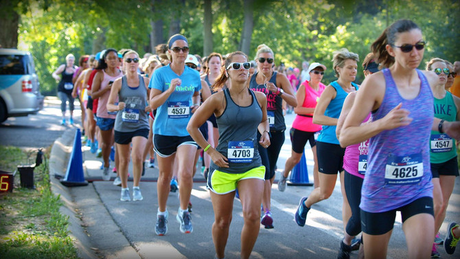 Don't Forget: Register for the Women's Distance Festival