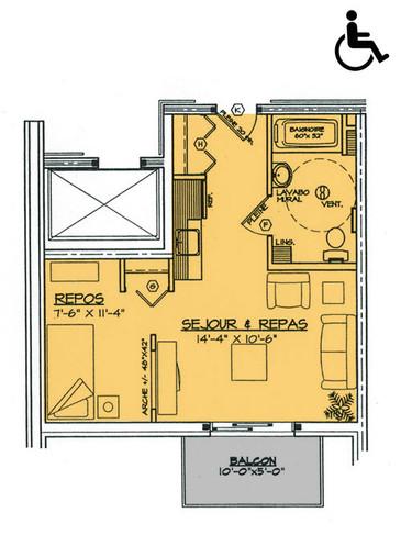 Studio 4 (416 p.c.)