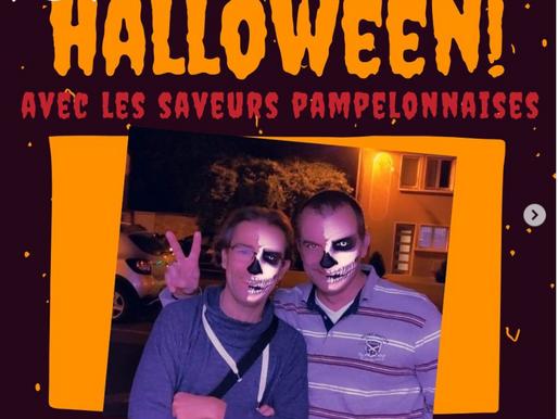 Halloween avec LSP