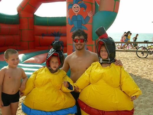 Club de plage Capbreton