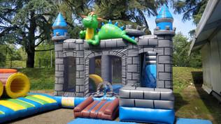 Château Dragon 25m²