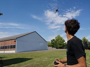 Pilotage de mini drones