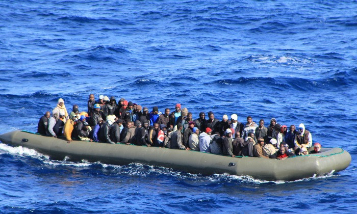 Almost 400 migrants stranded at sea as European nations undecided on their fate