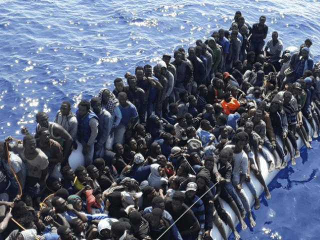 Mass Migration to Italy