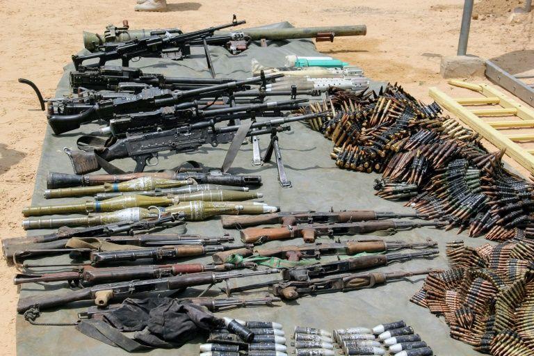 Darul Salam terrorists group members surrender in Nasarawa