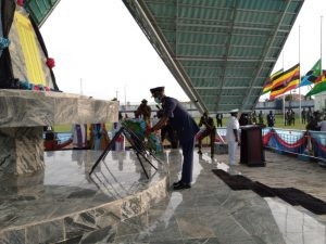 Nigeria Armed forces remember 165 officers killed in 1992 Ejigbo plane crash