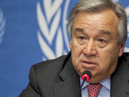 UN chief seeks $35bn funding for WHO's COVID-19 vaccine research