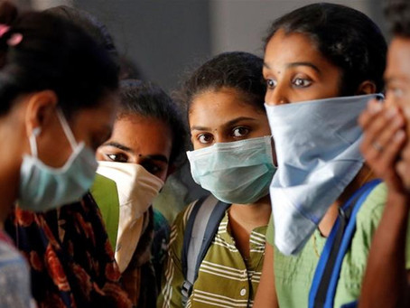 COVID-19 cases in India surges over 2 million