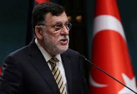 Fayez al-Serraj, Priemier of Libya's Unity Government recognised by UN