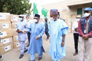 Nigeria gets 2nd batch of N26 bn-worth UN-EU COVID-19 medical support