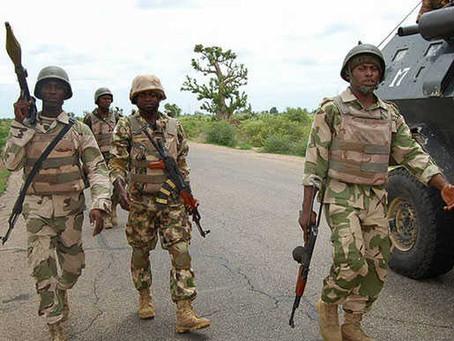 3 soldiers die as Nigerian troops, bandits battle in Katsina
