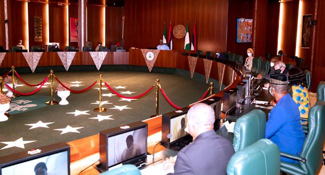 President Buhari receives UN delegation on Thank You visit