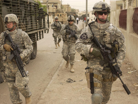 U.S. to withdraw forces from Iraq within 3 years