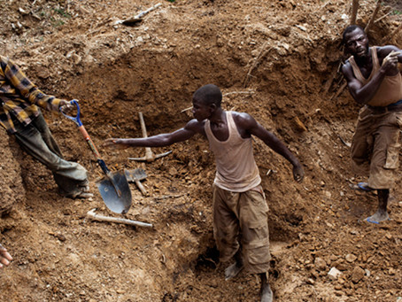 Army raids illegal mining site, arrests 150 in Zamfara