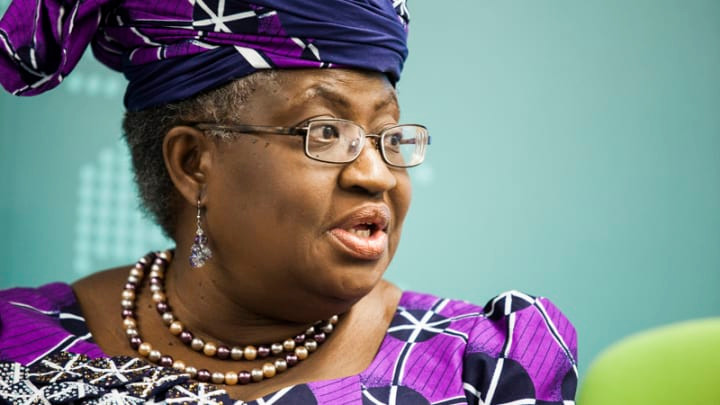 How WTO can play vital role in COVID-19 vaccine production - Okonjo-Iweala
