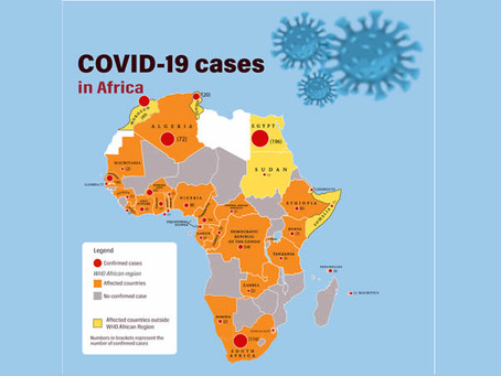 Total COVID-19 cases in Africa nears 1.3 million