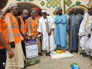 NEMA distributes relief to victims of Katsina Bandits' attack