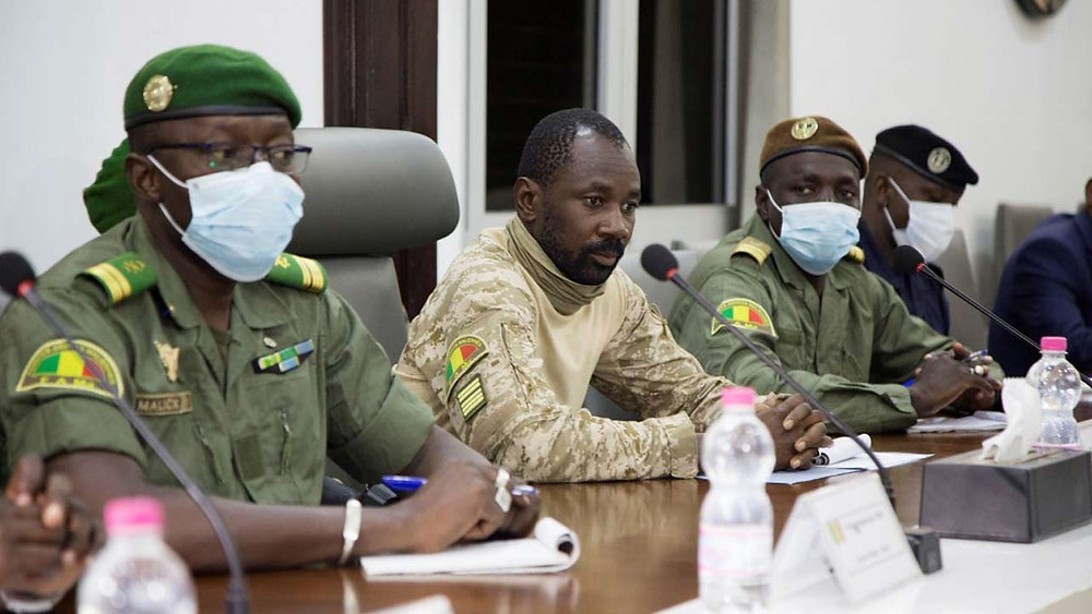 Mali: M5-RFP Coalition that led pre-coup protest rejects Junta's charter