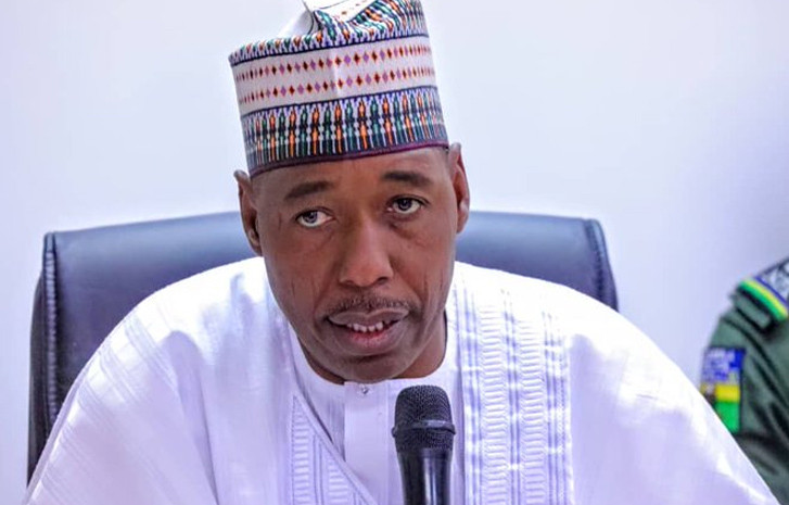 Zulum wants stronger civil-military collaboration