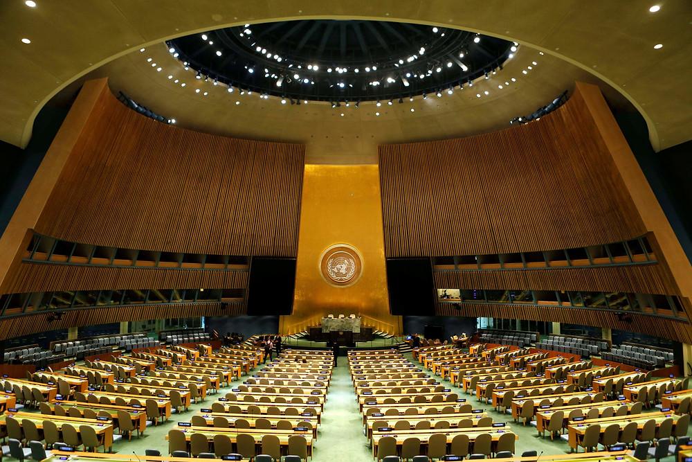UNGA adopts `omnibus resolution' on COVID-19